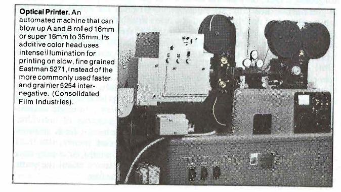 optical-printer